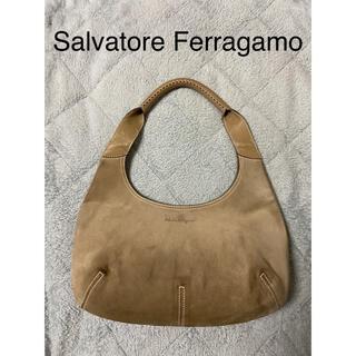 Salvatore Ferragamo - 【再値下げ】Salvatore Ferragamo  レザーバッグ【早い者勝ち】