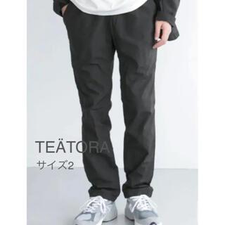 COMOLI - テアトラ TEATORA サイズ2 Wallet Pants OFFICE
