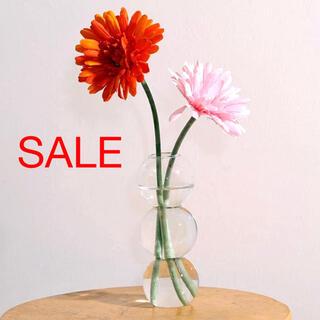 SALE バブル フラワーベース 花瓶 北欧風 オシャレ