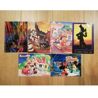 ディズニー(Disney)の【未使用】Disney ポストカード×おまけ(写真/ポストカード)