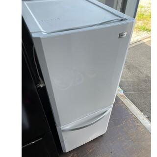 ハイアール(Haier)のハイアール 2ドア冷蔵庫 138L 💍2015年製💍 ホワイト(冷蔵庫)