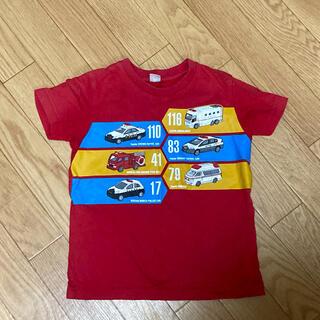 UNIQLO - ユニクロ トミカ Tシャツ サイズ110