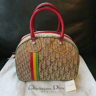 Christian Dior - 未使用Christian Diorトロッター ボストン バッグ ラスターカラー