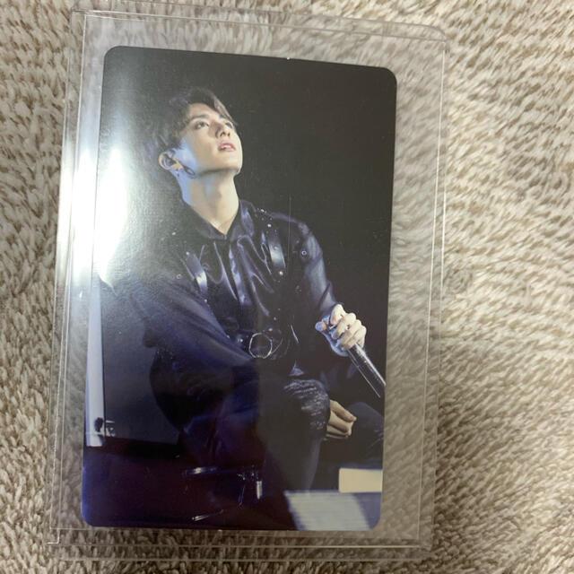 防弾少年団(BTS)(ボウダンショウネンダン)のBTS ジョングク EUROPE ヨーロッパ Blu-ray トレカ エンタメ/ホビーのタレントグッズ(アイドルグッズ)の商品写真