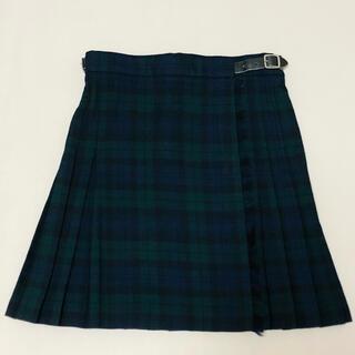 LAURA ASHLEY - ローラアシュレイ 英国製 チェック柄 スカート 美品