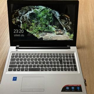 レノボ(Lenovo)のノートパソコン Lenovo ideapad300(ノートPC)