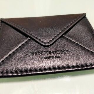 GIVENCHY - ノベルティ品 GIVENCHY名刺入れ カードケース 定期入れ パスケース