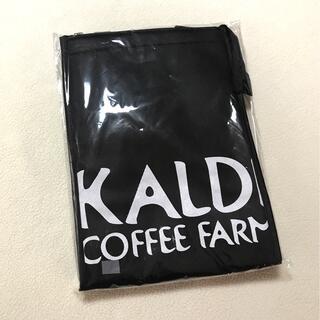 カルディ(KALDI)のカルディ 保冷バッグ エコバッグ 【新品】(エコバッグ)