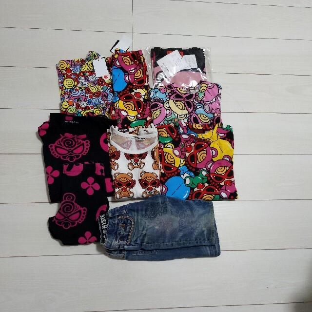 HYSTERIC MINI(ヒステリックミニ)のヒステリックミニ正規品 キッズ/ベビー/マタニティのキッズ服男の子用(90cm~)(Tシャツ/カットソー)の商品写真