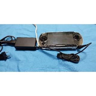 プレイステーションポータブル(PlayStation Portable)のPSP 1000 本体(携帯用ゲーム機本体)