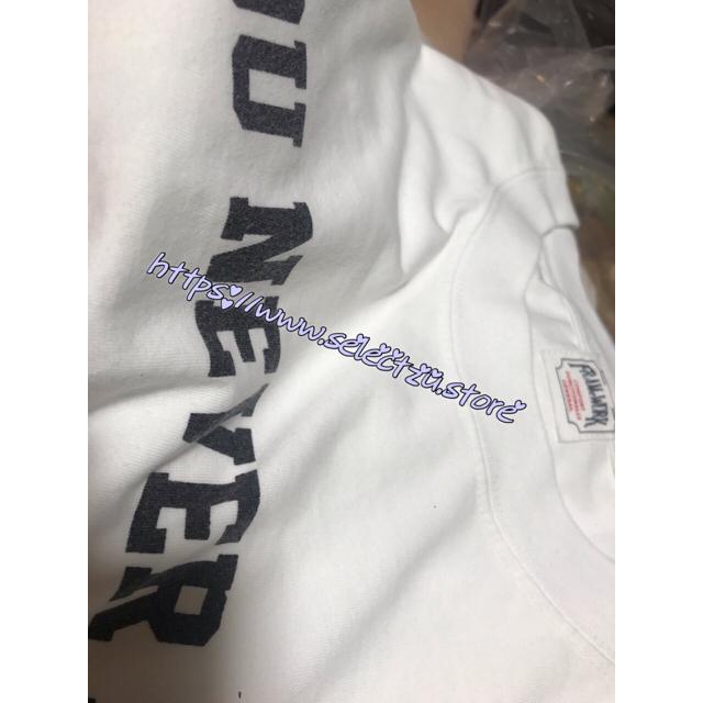 FRAMeWORK(フレームワーク)のFRAMeWORK フロントロゴハーフスリーブT レディースのトップス(Tシャツ(半袖/袖なし))の商品写真