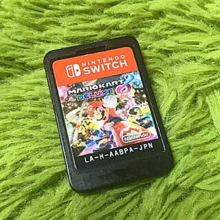 Nintendo Switch - マリオカート8 デラックス ソフトのみ