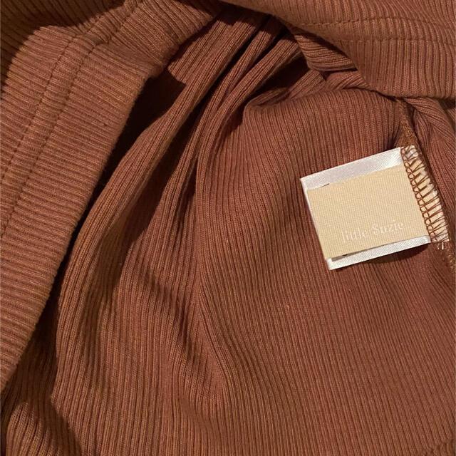 BEAUTY&YOUTH UNITED ARROWS(ビューティアンドユースユナイテッドアローズ)のlittle suzie リトルスージー 変形タンクトップ レディースのトップス(タンクトップ)の商品写真