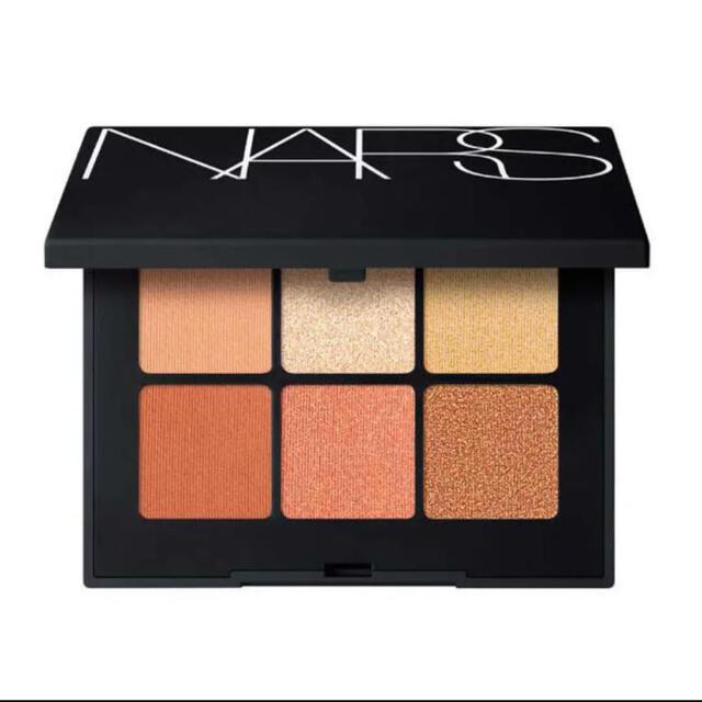 NARS(ナーズ)のNARS ヴォワヤジュール アイシャドーパレット コスメ/美容のベースメイク/化粧品(アイシャドウ)の商品写真