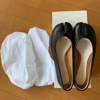 マルタンマルジェラ(Maison Martin Margiela)のマルジェラ ♡足袋♡36.5(バレエシューズ)