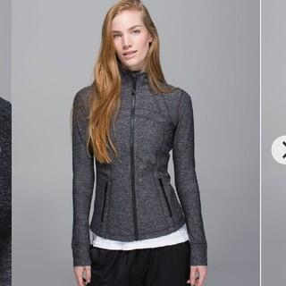 ルルレモン(lululemon)のルルレモン define jacket サイズ 4(ヨガ)