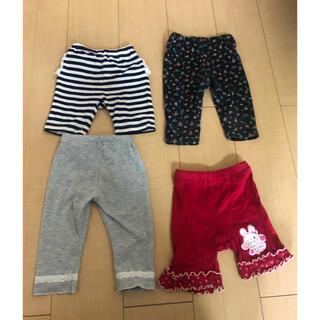 シマムラ(しまむら)の子供服 4点(パンツ)