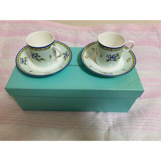 ティファニー(Tiffany & Co.)のティファニー デミタスカップ コーヒーカップ デミタス(グラス/カップ)