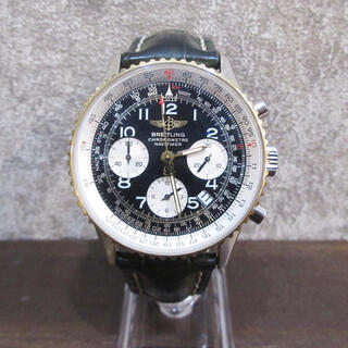 ブライトリング(BREITLING)のブライトリング ナビタイマー クロノグラフ D23322 コンビモデル 腕時計(腕時計(アナログ))