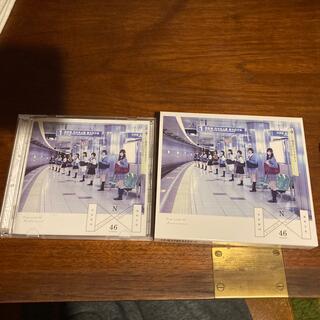 ノギザカフォーティーシックス(乃木坂46)の透明な色 TypeB,通常盤(アイドルグッズ)