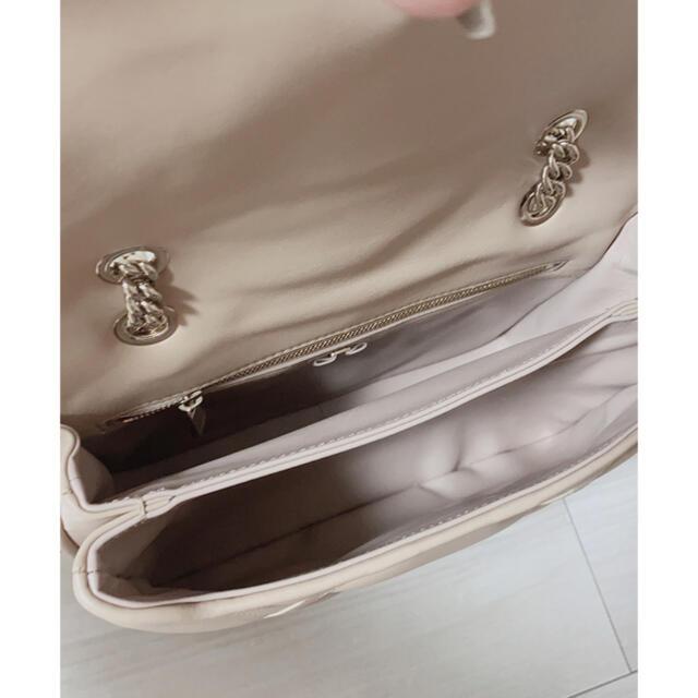 Salvatore Ferragamo(サルヴァトーレフェラガモ)のフェラガモ 新品未使用 ラムスキン チェーンバック 定価24万 レディースのバッグ(ショルダーバッグ)の商品写真