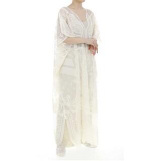 mame - 【mame】カーテンレースドレス