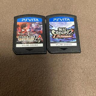 PlayStation Vita - vita 無双オロチ 戦国無双4
