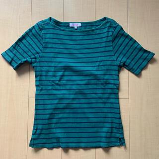 シマムラ(しまむら)の半袖 リブニット(ニット/セーター)