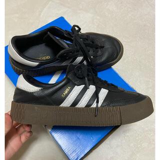 adidas - アディダス サンバ ローズ W ブラック 24cm