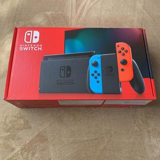 【新品】Switch 任天堂スイッチ本体 ニンテンドウ ネオン(家庭用ゲーム機本体)