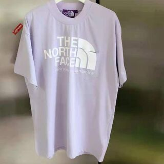 THE NORTH FACE - NORTH FACE PURPLE LABEL × PALACE Tシャツ