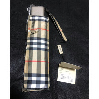 BURBERRY - バーバリー 折り畳み傘
