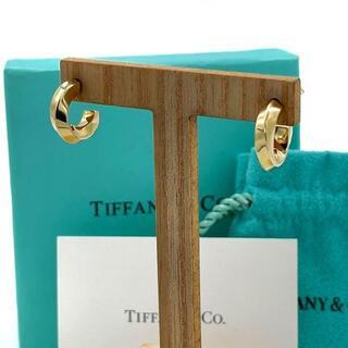 Tiffany & Co. - ティファニー ツイスト ゴールド ツイスト ピアス Tiffany &