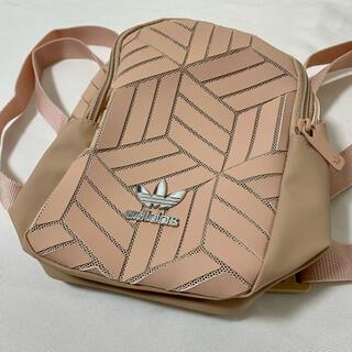 アディダス(adidas)のadidas★ミニリュック★ピンク★バックパック(リュック/バックパック)