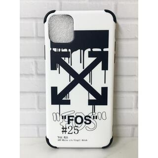 斬新デザイン  オフホワイト  iPhoneケース