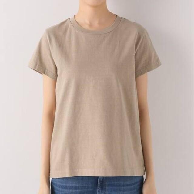 L'Appartement DEUXIEME CLASSE(アパルトモンドゥーズィエムクラス)の新品L'Appartement REMI RELIEF/Compact T-sh レディースのトップス(Tシャツ(半袖/袖なし))の商品写真