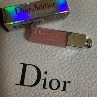 Dior - Dior ディオール アディクトリップ マキシマイザー001 ピンク ミニサイズ
