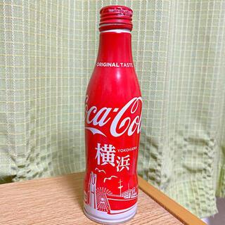 コカコーラ(コカ・コーラ)のコカコーラ スリムボトル 横浜(ソフトドリンク)