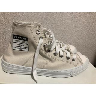マルタンマルジェラ(Maison Martin Margiela)の新品 maison margiela 2019ss sneakers 40(スニーカー)