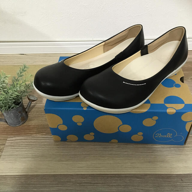 Re:getA(リゲッタ)のリゲッタ  2ball ブラック 新品 レディースの靴/シューズ(ハイヒール/パンプス)の商品写真