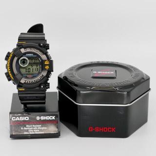 G-SHOCK - ベゼル新品ゴールドブラック定番フロッグマンDW-8200黒金仕様FROGMAN