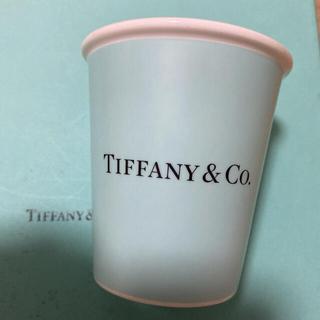 Tiffany & Co. - 未使用 ティファニー ボーンチャイナ ペーパーカップ