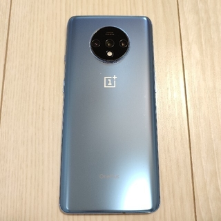 ANDROID - 【中古品】Oneplus 7T 256GB ブルー