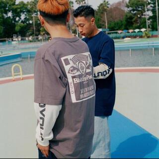 GDC - BlackEyePatch × Wasted Youth ロンT Lサイズ