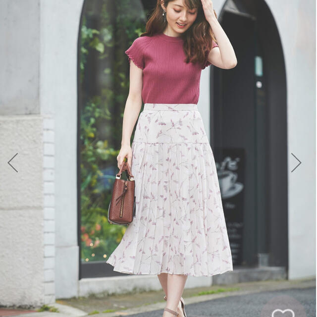 Apuweiser-riche(アプワイザーリッシェ)のよもぎ様専用 レディースのスカート(ロングスカート)の商品写真