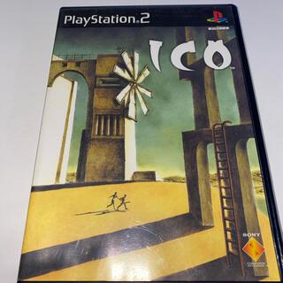 プレイステーション2(PlayStation2)のICO PS2 中古品(家庭用ゲームソフト)