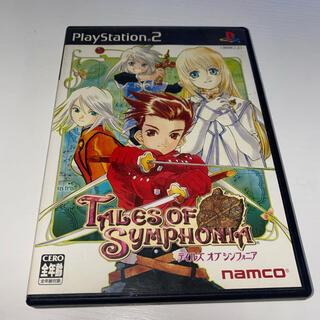 プレイステーション2(PlayStation2)のテイルズオブシンフォニア PS2 中古品(家庭用ゲームソフト)
