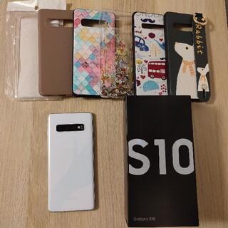 Galaxy - 【中古美品】Galaxy S10 楽天モバイル版 simフリー お得セット
