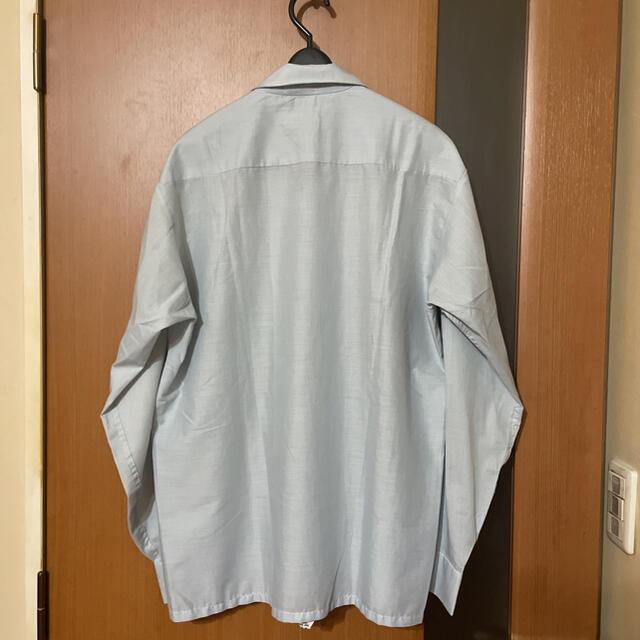 sacai(サカイ)の人気 Caka購入『VINTAGE』開襟BOXシャツ ヴィンテージ 古着 メンズのトップス(シャツ)の商品写真