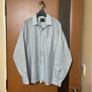 sacai - 人気 coca購入『VINTAGE』開襟BOXシャツ ヴィンテージ 古着